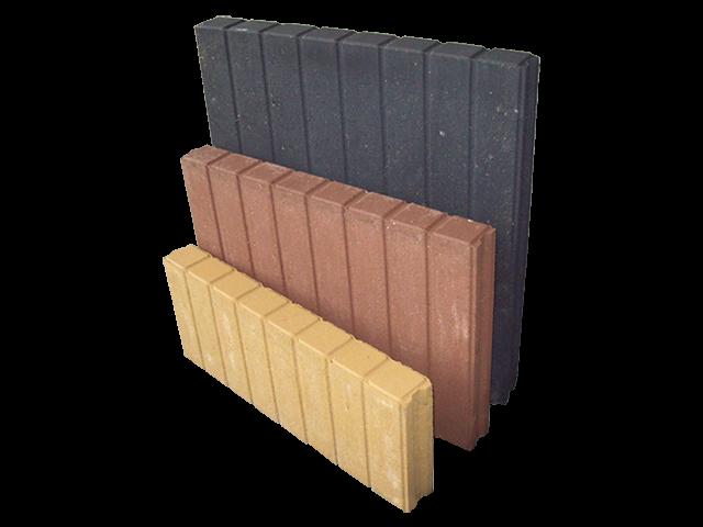 Blokjesband 6x20x50