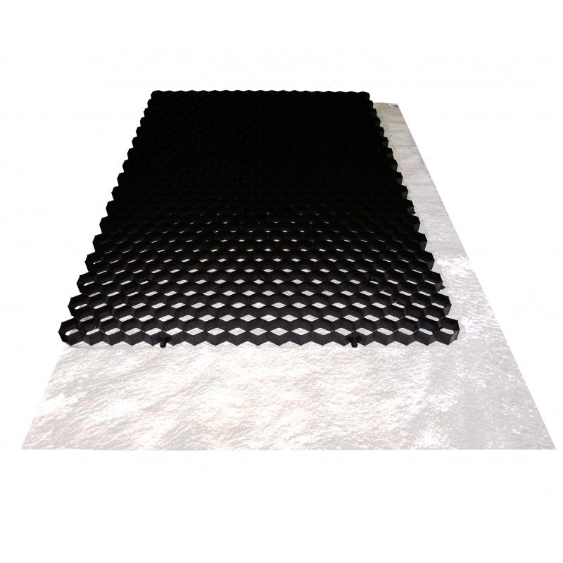splitplaten 120x80x3 zwart